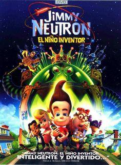 Jimmy Neutron El Niño Inventor