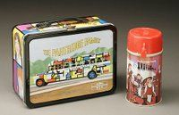 Partidge Family lunch box w/thermos:)