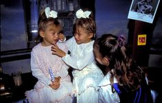Olsen Sister, Olsen Twins, Mary Kate Ashley, Mary Kate Olsen, Jenny Talia, The Singer Prince, Image Club, Michelle Tanner, Planet Hollywood