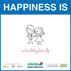 #Healthy Quotes from #Asian #Heart Institute