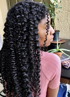 Natural Women, Natural Beauty, Natural Hair Styles, Braid Out, Twist Outs, Healthy Hair, Cool Hairstyles, Most Beautiful, Braids
