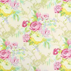Indonesia Peony 100% cotton 137cm 64cm Curtaining