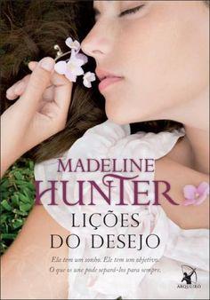 Lições do Desejo Rothwell's 2 Madeline Hunter ( Biblioteca Pessoal)