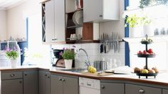 These budget-friendly kitchen updates prove it doesn't cost a fortune to give your space a whole new look