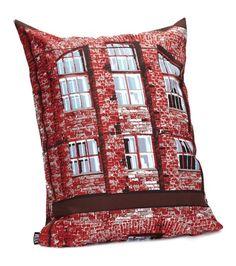 Panimo-tyynynpäällinen, iso, punainen