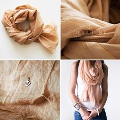scarves - Dear June on etsy