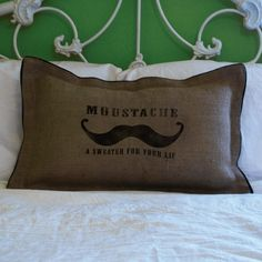 a sweater for your lip! #mustache