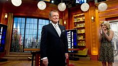 Regis Philbin suffered from a blood clot due to DVT.