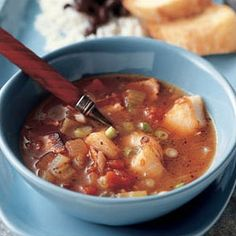 Caribbean Fish Soup Recipe from Land O'Lakes