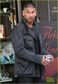 jon bernthal pictured as the punisher on daredevil set 05