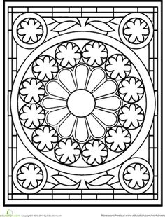 Free Mandalas. Use for art therapy. Need to include the history of mandalas and the use for the reduction of anxiety.