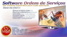 Software ordem de serviços para metalurgicas