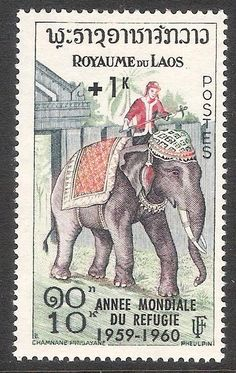 Thematic : Elephants. - Stamp Community Forum