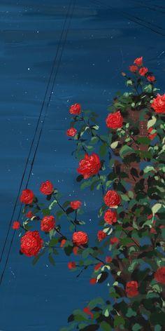 Flower Background Wallpaper, Anime Scenery Wallpaper, Aesthetic Pastel Wallpaper, Cute Wallpaper Backgrounds, Pretty Wallpapers, Aesthetic Backgrounds, Aesthetic Wallpapers, Wallpaper Wallpapers, Whats Wallpaper