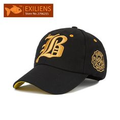 796f3c57b690a  EXILIENS  Fashion 2017 Brand Baseball Cap 100% Cotton Good Snapback Caps  Strapback Bboy Hip hop Hats For Men Women Fitted Hat-in Baseball Caps from  Men s ...