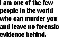 NCIS Quote - Polyvore.  Don't piss Abbie off Bwahahahaha true crime addict