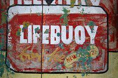 lifebuoy sign, india by gavin.burnett, via Flickr