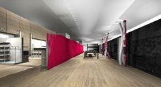 t-m showroom, interior design | project, in Athens | Interior Designer | iidsk Kyriakos Serefoglou