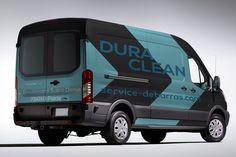 Duraclean-Van