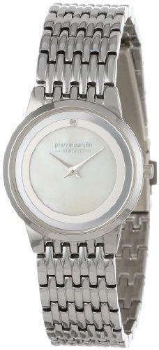 Oferta: 25.99€. Comprar Ofertas de Pierre Cardin Classic Analog Diamond Accented Mother-Of-Pearl Reloj barato. ¡Mira las ofertas!