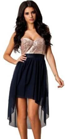 #Dresses #fashion #style #shopping Charming Chiffon Skirt, Sequined or Lace Top Asymmetric Long Dress - Krisak Wear - http://krisakwear.com/made2envy-charming-chiffon-skirt-sequined-or-lace-top-asymmetric-long-dress