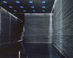 The Therme Vals / Peter Zumthor Peter Zumthor, Daniel Libeskind, Zaha Hadid, Thermal Vals, Caruso St John, Helene Binet, Key Projects, Lighting Concepts, Dezeen