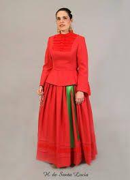 Resultado de imagen de vestimenta canaria campesina