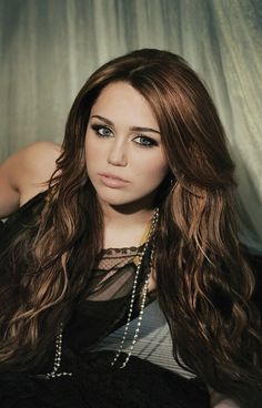 Miley Cyrus - she's perfect