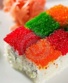 Tobiko and Masago are prized as a finishing touch and garnish, and can even be eaten on their own. So why does one cost over twice as much as the other?