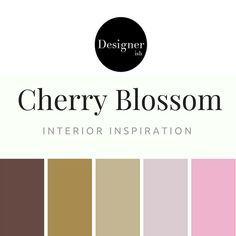 This week I decided to select a relaxing colour palette based on the cherry blossom flower for a current bedroom makeover. Looking at the soft colour palette of the pink and the richness of the branches a delicate and relaxing mood is required. Cherry Blossom Flowers, Blossom Trees, Relaxing Colors, Months In A Year, Colour Schemes, Bloom, Clouds, Japan, Festivals