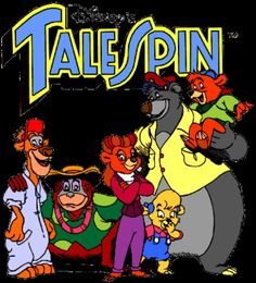 Talespin complete series 8 DVD Set Disney Rare Show cartoon - Talespin complete series DVD Set Disney Rare 1990 Show cartoon - Old School Cartoons, 90s Cartoons, Disney Cartoons, Saturday Morning Cartoons 80s, 90s Tv Shows, Kids Shows, 90s Childhood, My Childhood Memories, Cartoon Tv
