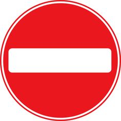 Svg Road Signs 8