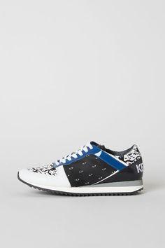 Eye & Tiger Head Sneakers - Eshop KENZO Fall:Winter 2014 collection