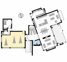 Bungalows dwg autocad drawing architecture pinterest for House plan cad file