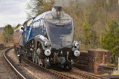 60007 'Sir Nigel Gresley' Bewdley #something about trains