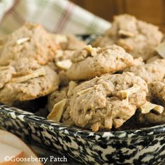 Gooseberry Patch Recipes: Brown Sugar-Apple Cookies from 101 Cupcake, Cookie & Brownie Recipes