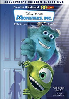 monsters inc on tv