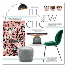 """""""Colourful rug"""" by yihansong ❤ liked on Polyvore featuring interior, interiors, interior design, home, home decor, interior decorating, Kate Spade, Normann Copenhagen, Skultuna and colorfulrugs"""