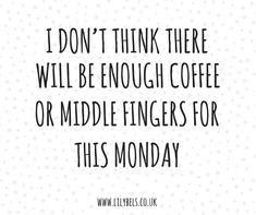 do one Monday