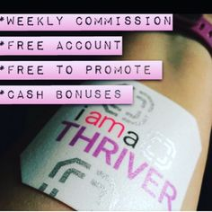 Email: gethealthythrive@... www.lishthrives.com It's Free to create a customer or promoter account with just an email to learn more!!