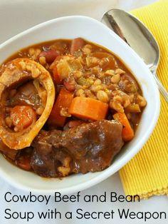 Cowboy Bean Soup