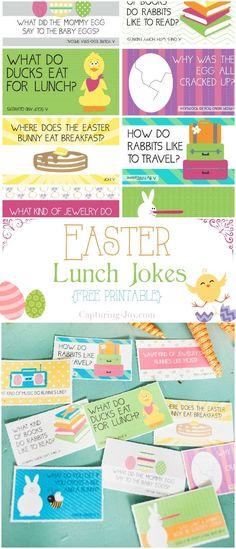 Easter Lunch jokes f