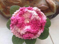Flor croche / Flower crochet