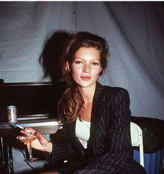 Diet Coke, Champagne, Cigarettes the 90s supermodel diet