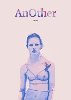 // - AnOther Magazine - 2010