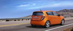 Looking for a #Delivery #Fleet #Vehicle? Think no more, get the #Chevy #Sonic Call Miguel 786.970.3792 in #Miami http://www.chevrolet.com/sonic-hatchback-car.html