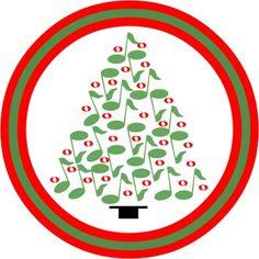 Musical Christmas Tree Ornament