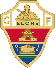 Elche Logo La Liga Football Team Logos, Soccer Logo, Football Shirts, Soccer Teams, Sports Logos, Fifa, Liga Soccer, Association Football, Football Wallpaper