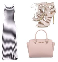 """Без названия #22"" by privezenceva-arina on Polyvore featuring мода, Carvela и Michael Kors"