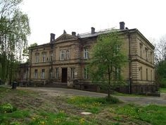 Pałac  Łukowo gm. Oborniki woj. Wielkopolskie